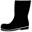 Gumena obuća